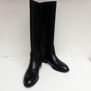 Lauren Ralph Lauren Womens Makenzie Black boot 6.5